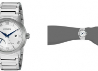 Citizen Men's 'Eco-Drive Dress' Quartz Stainless Steel 11%할인