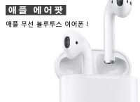 [큐텐]애플 무선 블루투스 이어폰 ( 227,800원 / 무료배송 )
