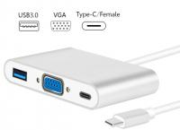 USB C 썬더볼트3 HDMI 허브 $13.80 /무료배송