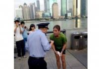 자살하는 중국인을 살린 외국인의 최후