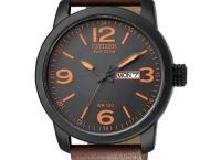 [ebay] Citizen Eco-Drive-Brown Leather Mens Watch BM8475-26E($84.99/FS)