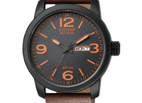 [ebay] Citizen Eco-Drive-Brown Leather Mens Watch BM8475-26E($84.99/FS)