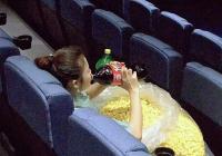 행복한 영화관람