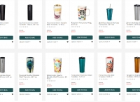[starbucks] Tumber & Mug $20 off $70 over (다양, Free)
