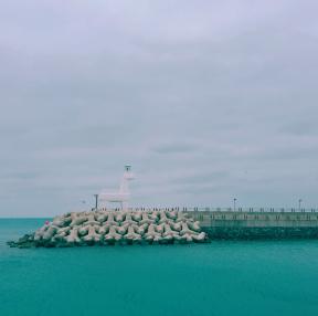 제주 이오테우 해변