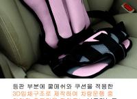 영유아 보조벨트 카시트(12,000원/무배송)