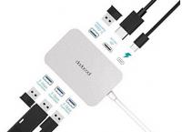 <아마존> dodocool 6-in-1 USB C Hub