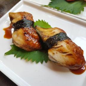 장어 초밥