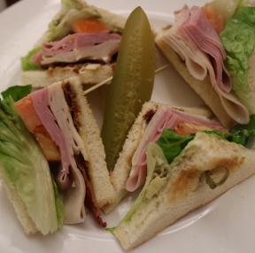 샌드위치..