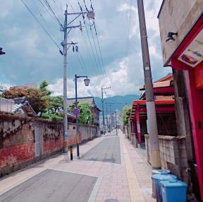 후쿠오카 골목