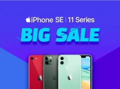 아이폰 11 시리즈 빅세일 ( 11pro max , 11 pro , 11 , 11SE )