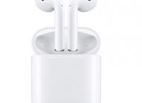 Apple 에어팟 2세대 유선 충전 모델 (150,730원 / 블루투스 5.0)