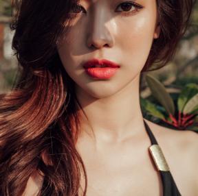 인스타 모델 여름 화보