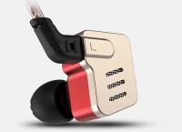 KZ BA10 5BA HIFI Bass 3.5mm 이어폰 $64.50 /무료배송