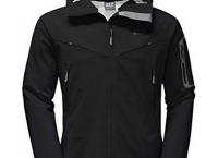 잭울프스킨 바람막이자켓 Jack Wolfskin Men's Gravity Flex Jacket($72)