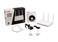 [newegg]ASUS RT-AC66W Dual-Band Wireless-AC1750 Gigabit Router($90/fs)