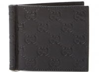 [gilt]Gucci-ssima Leather Money Clip Wallet(배송비포함 한국까지 149.25)