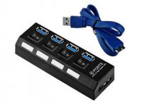 | $5.59 / 한국 무료 직배) 마이크로 USB 4포트 허브 usb3.0