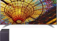 [ebay] LG 55UH6550 55-Inch 4K UHD Smart TV w/ SH5B 2.1ch 320W Sound Bar Bundle ($799/fs)