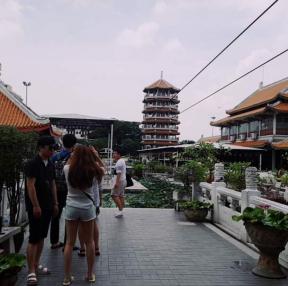 추석맞이 태국여행