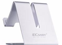 [아마존] Ecandy Solid Aluminum Desktop Stand (스마트폰거치대) [$3/$45이상FS,프라임FS]