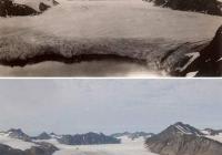 북극의 100년전과 현재