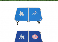 MLB 미니 캠핑 테이블 최저가! (1만원대)