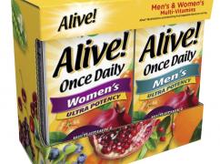 43%할인 Alive 울트라 멀티 비타민 2통 (28,000원)