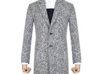 제스 (제스)남성 슬림핏 울혼방 코트 80% 할인