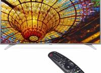 [ebay]LG 49UH6500 49-Inch 4K IPS panel with AN-MR650 Magic Remote Control Bundle($499/fs)