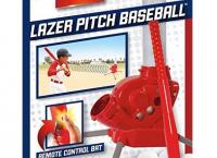 자동으로 쏘아주는 Diggin Lazer Pitch Baseball