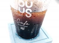 아이스커피 잔에 생기는 물기 때문에 낭패보신적 있나요???