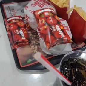 맥도날드 빅맥