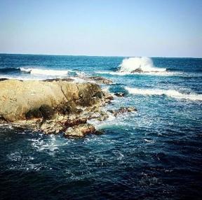 호미곶가서 찍은 사진입니다