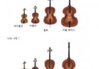 보는 사람에 따라 다른 오케스트라 악기