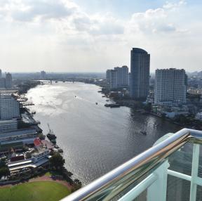 방콕 호텔 뷰