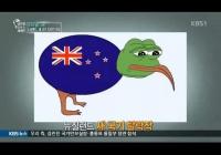 뉴질랜드 국기공모전 탈락작