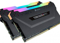 Corsair CMW32GX4M2C3000C15 Vengeance RGB PRO 32GB (2x16GB) DDR4 3000 (PC4-24000) C15 Desktop Memory Black($189.99)