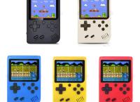 [알리익스프레스] 휴대용 미니 레트로 게임 콘솔 ($11.47/배송료 $1.07)