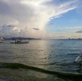 보라카이 바다