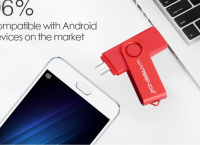 OTG USB 플래시 드라이브($6.22~~