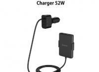 [알리] 오리코 차량용 QC3.0 고속충전기 ($11.69/무배)
