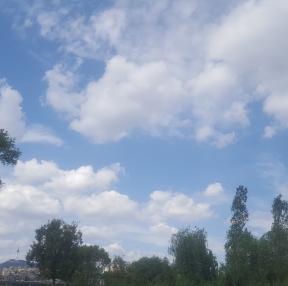 반포 한강 공원~