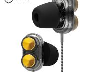 전자제품 | QKZ KD7 듀얼 드라이버 이어폰 $6.99