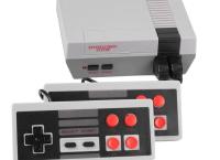 [알리익스프레스] 내장 500/620 게임 미니 TV 게임 콘솔 8 비트 레트로 게임기 ($12.66 / 무료배송)