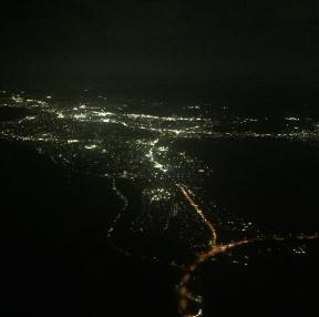 인천공항 야경