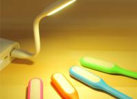유연한 USB 테이블 미니 램프 660원 /무료배송