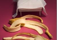 바나나도..