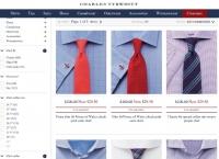 [Charles Tyrwhitt] Charles Tyrwhitt Men's Dress Shirt + Free Tie ($29.50/FS)