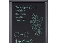 [큐텐] LCD전자 칠판 전자메모장 부기보드 ( 23,100원 / 무료배송 )